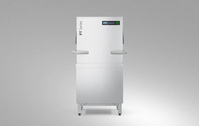 Winterhalter PT Series passthrough dishwasher