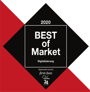 Winterhalter Best of Market 2020