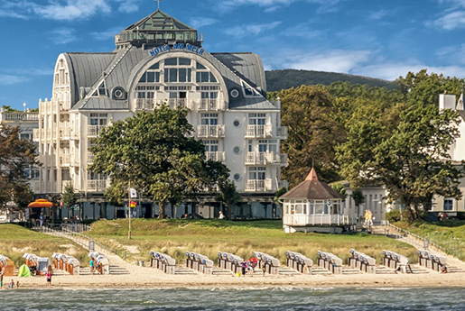 Winterhalter reference Hotel am Meer