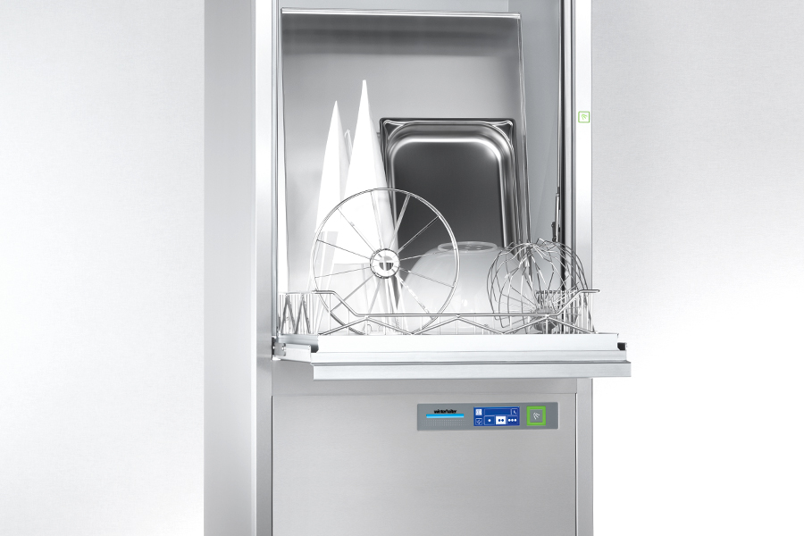 Winterhalter UF Series utensil washer in size L