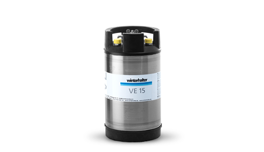 Winterhalter VE 15 full demineralisation cartridge for cutlery