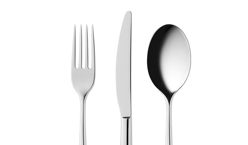 Winterhalter water treatment for cutlery that doesn't need polishing