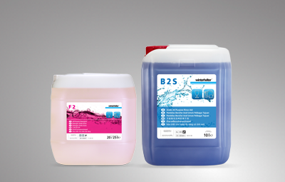Winterhalter detergents and rinse aids