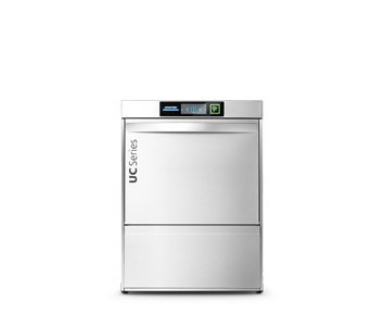 Winterhalter bistro washers for cafés and bistros