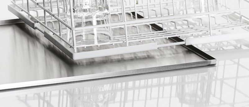 Drip tray for Winterhalter wash racks
