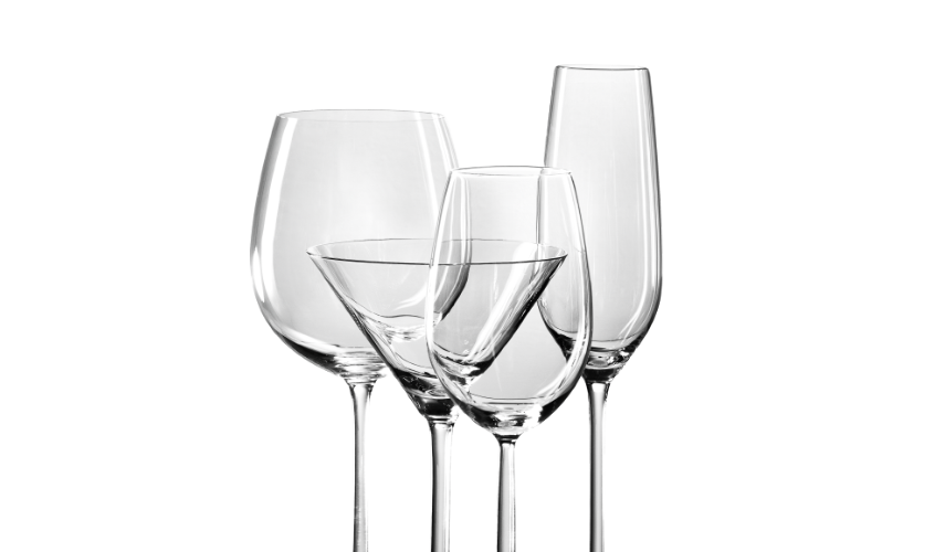 Winterhalter waterbehandeling voor glazen zonder poleren