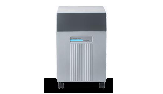 Winterhalter DuoMatic 3 ontharder voor serviesgoed