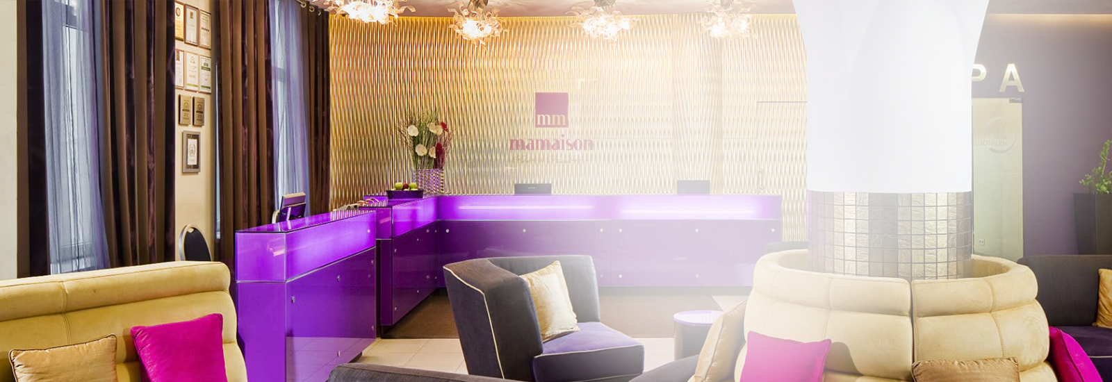 Посудомоечные машины Winterhalter в Mamaison All-Suites Spa Hotel Pokrovka Moscow