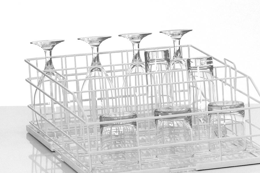 Winterhalter problema LAVASTOVIGLIE Cassetto Vassoio per Rack