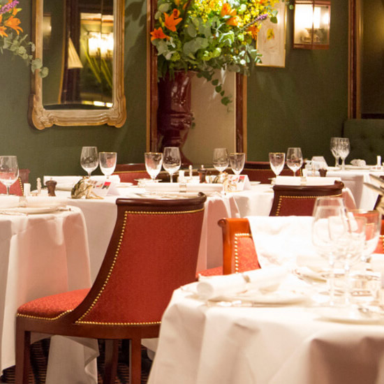 Le Gavroche in London