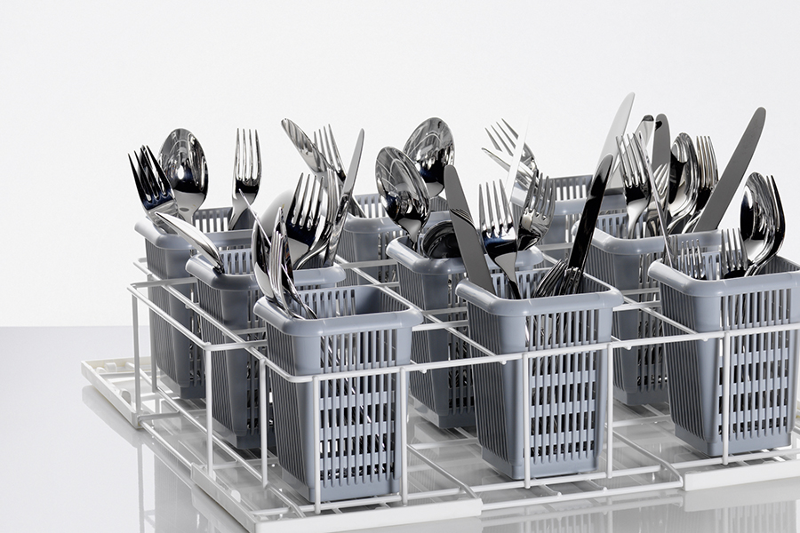 Winterhalter cutlery racks